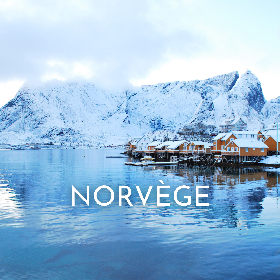 Nos Voyages Norvège Latitude Blanche